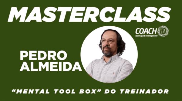 Masterclass com Pedro Almeida -