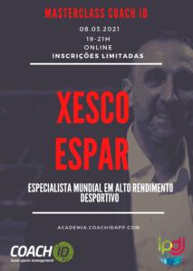 Masterclass Coach ID com Xesco Espar